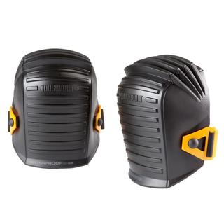 TOUGHBUILT Black Waterproof Knee Pads