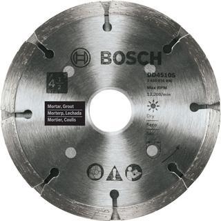 Bosch 4.5 in. Sandwich Tuckpointing Diamond Blade