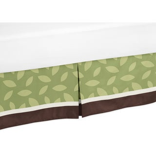 Sweet Jojo Designs Jungle Time Queen-size Bedskirt