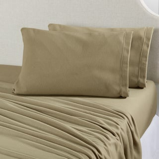 Home Fashion Designs Maya Collection Extra Plush Polar Fleece Sheet Set in Solid Colors