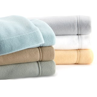 Carbon Loft Stark Extra Plush Polar Fleece Sheet Set