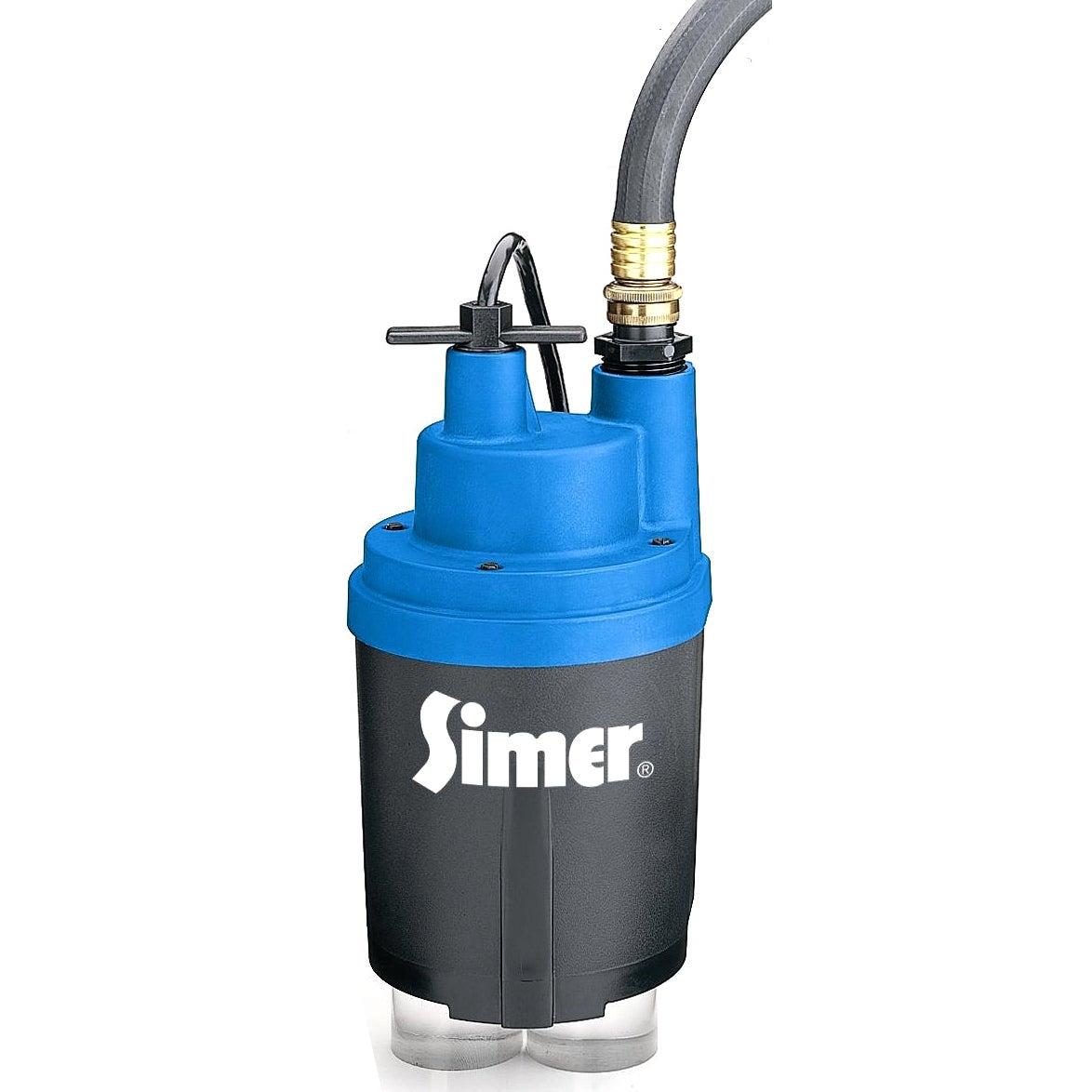 Pentair Simer 2330-03 Smart Geyser Ulility Pump (Pump Uti...