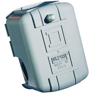 Square D FSG2J21CP 30 To 50 PSI Water Pump Pressure Switch