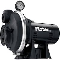 "Flotec FP4322-08 3/4"" Corrosion Resistant Convertible Jet Pump"