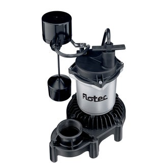 Flotec FPZS33V 1/3 HP Flotec Sump Pump High-Output Performance