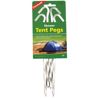 """Coghlans 1009 9"""" Tent Pegs 4-count"""