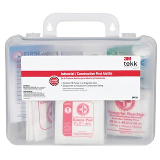 3M 94118-80025T 118 Piece Industrial First Aid Kit