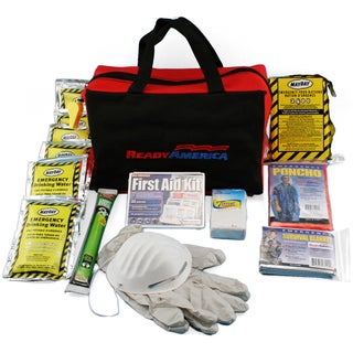 Ready America 70080 1 Person Emergency Kit (3 Day Tote)