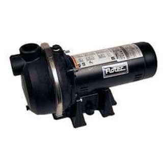 Flotec FP5172-08 Self Priming High Capacity 1-1/2 HP Sprinkler Pump