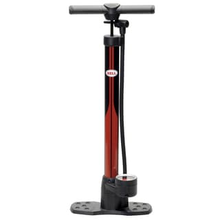 "Bell Sports Cycle Products 7015734 19"" Floor Foot Pump With Gauge Assorted Colors"