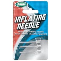 Franklin 3118 Metal Inflating Needles 3-count