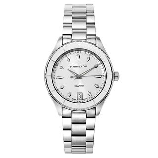 Hamilton Women's Jazzmaster Seaview Watch