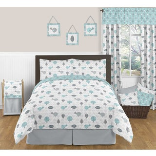 Sweet Jojo Designs Earth and Sky 3-piece Full/ Queen-size Comforter Set