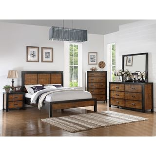 Manhattan 6 Piece Bedroom Set - Free Shipping Today - Overstock ...