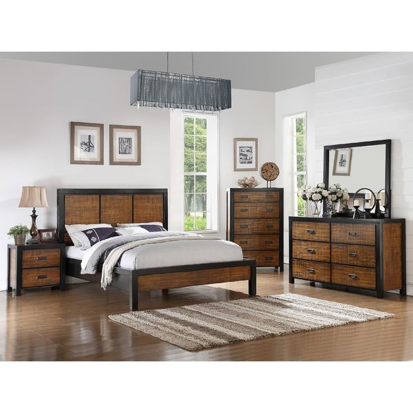 Shop Galen 5 Piece Bedroom Set Free Shipping Today 12917100