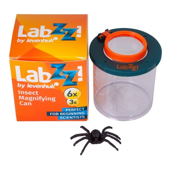 Levenhuk LabZZ C1 Plastic Insect Can