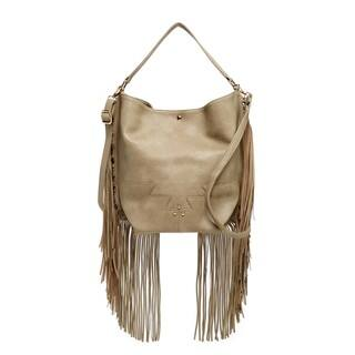 Pink Haley Tilly Faux Leather Fringe Hobo Handbag|https://ak1.ostkcdn.com/images/products/12917127/P19671807.jpg?impolicy=medium