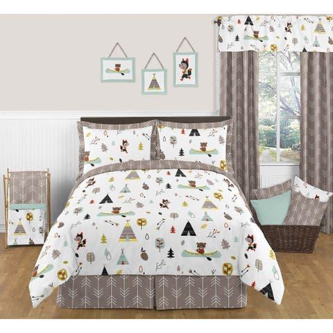 Sweet Jojo Designs Outdoor Adventure 3-piece Full/ Queen-size Comforter Set