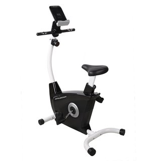 Fitleader UF5 Magnetic Stationary Belt Cardio Indoor Upright Bike