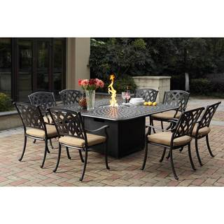 Aluminum Dining Sets Shop The Best Patio Furniture Deals For Apr