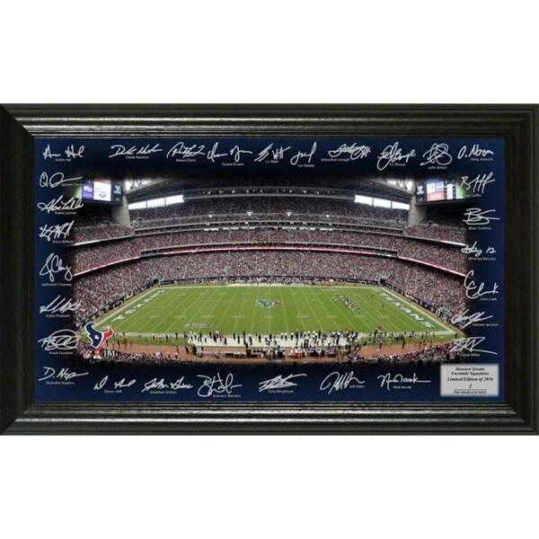 Houston Texans Signature Gridiron Collection