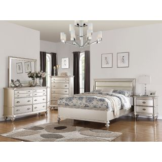 Savina 4 Piece Bedroom Set