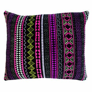 Oversized Printed Plush 28-inch x 36-inch Floor Cushion