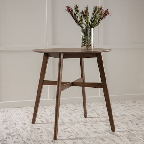 Carson Carrington Lund Wood Counter Height Table by