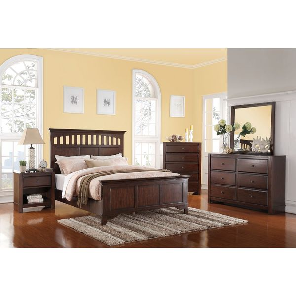 Rosanna Country 6 Piece Bedroom Set