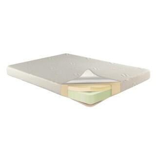 Siesta 6-inch Twin-size Memory Foam Mattress