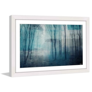 Parvez Taj - 'Partial Light' Framed Painting Print