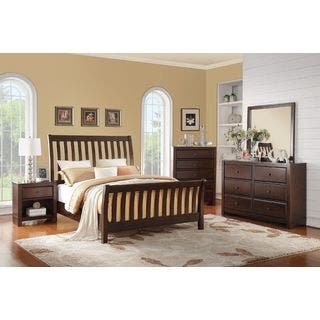 Rosalia Country 6 Piece Bedroom Set. Country Bedroom Sets For Less   Overstock com
