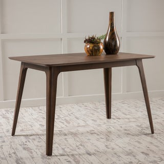 Gideon Wood Dining Table by Christopher Knight Home