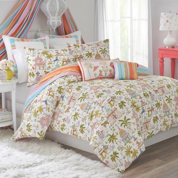 Haute Girls Safari 3-piece Comforter Set