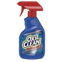 Oxi Clean 21064-1 12 Oz Max Force Commercial Laundry Stain Remover Spray