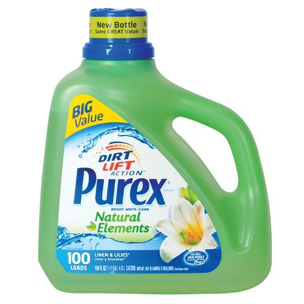 Shop Purex 01134 150 Oz Linen Amp Lilies Natural He Elements