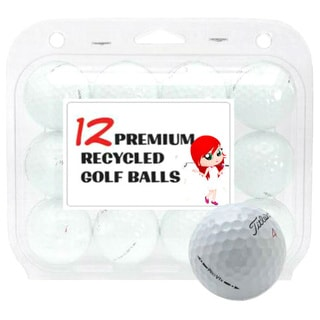Titleist Pro V1x Mint Recycled Golf Balls (Case of 24)