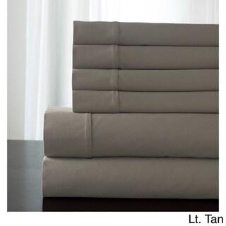 Langston 850 Thread Count Cotton Rich 6PC Sheet Set