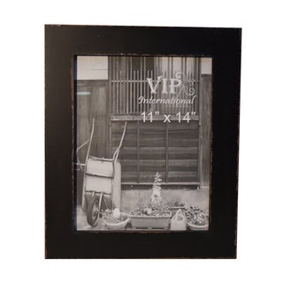 Black 11-inch x 14-inch Picture Frame