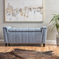 Argus Storage Ottoman Bench by Christopher Knight Home