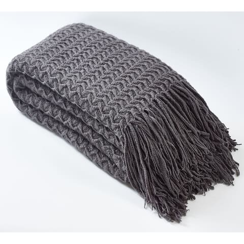 Brielle Home Winding Wave Throw