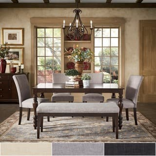 Pranzo Rectangular 66 Inch Extending Dining Table And Set With Baer Legs By Inspire Q
