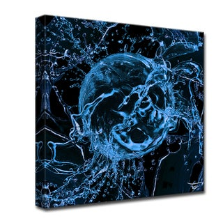 Ready2HangArt  'Aqueous Trance XIX-B' by Tristan Scott Canvas Art