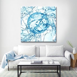Ready2HangArt  'Aqueous Trance XIX' by Tristan Scott Canvas Art