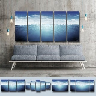 Ready2HangArt 'Aqueous Trance XIII' by Tristan Scott Canvas Art