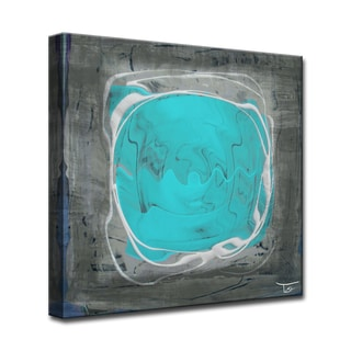 Ready2HangArt  'Aqueous Trance IX' by Tristan Scott Canvas Art
