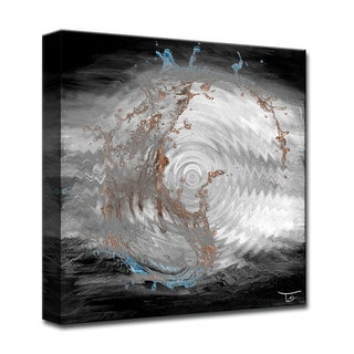 Ready2HangArt  'Aqueous Trance V' by Tristan Scott Canvas Art