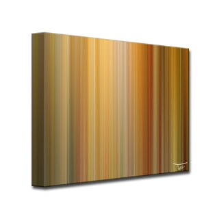 Ready2HangArt 'Blur Stripes LXV' by Tristan Scott Canvas Art