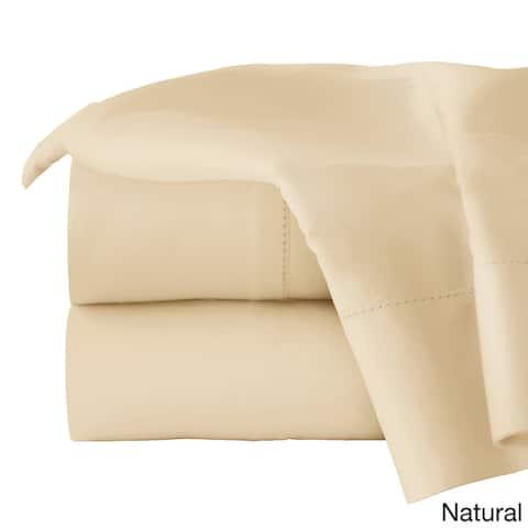 Pointehaven 300 Thread Count Organic Cotton Sheet Set