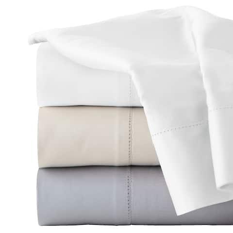 Pointehaven 300 Thread Count Organic Cotton Bed Sheet Set